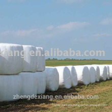 Machine Use Plastic Silage Bale Wrap Stretch Film